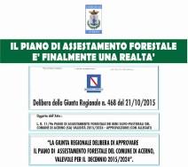 Piano Assestamento Forestale 2015-2024